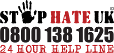 Stop Hate UK_Main Logo With Helpline Number