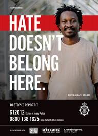 HC Martin A Poster